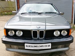 Picture of 1989 Only 65,000 Miles - Stunning BMW E24 635 CSI HIGHLINE
