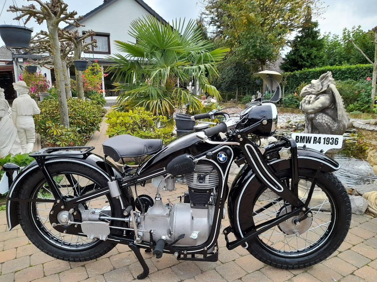 1936 BMW R4 SOLD (picture 1 of 6)
