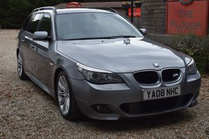 Picture of 2008 BMW 525D 3.0 M Sport Auto LCi Touring (Quantum 250ps/500Nm) SOLD