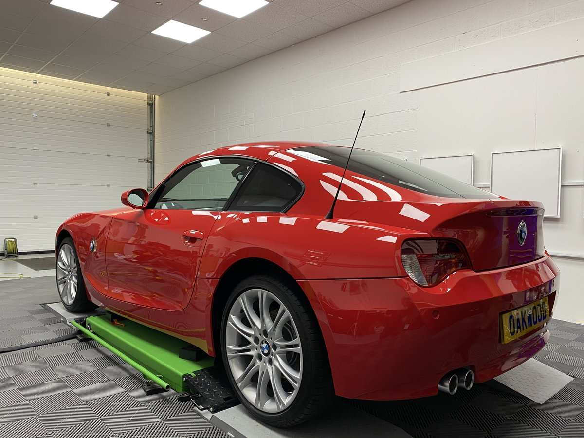2007 An EXCEPTIONAL & RARE Manual BMW Z4 3.0Si Sport Coupe - 41k  For Sale (picture 1 of 6)