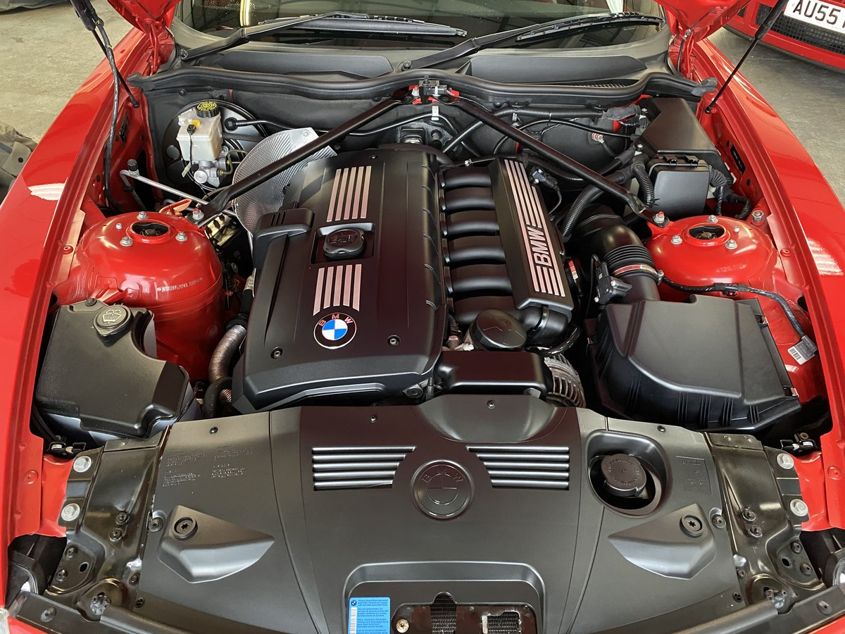 2007 An EXCEPTIONAL & RARE Manual BMW Z4 3.0Si Sport Coupe - 41k  For Sale (picture 6 of 6)