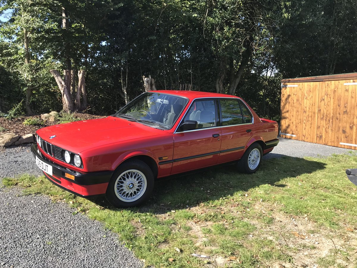 1989 BMW E30 316i For Sale (picture 1 of 6)
