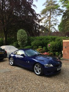 Picture of 2006 BMW Z4M Coupe - 45k miles, FSH