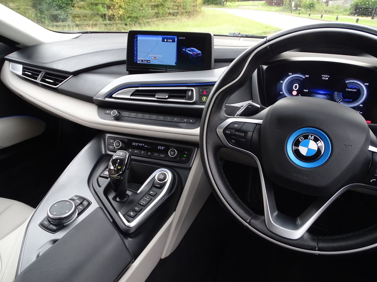 201616 BMW I8 For Sale (picture 9 of 20)
