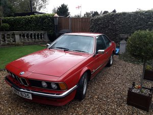 Picture of 1985 BMW 635 CSI