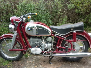 Picture of 1969 BMW R60 Matchingnumbers