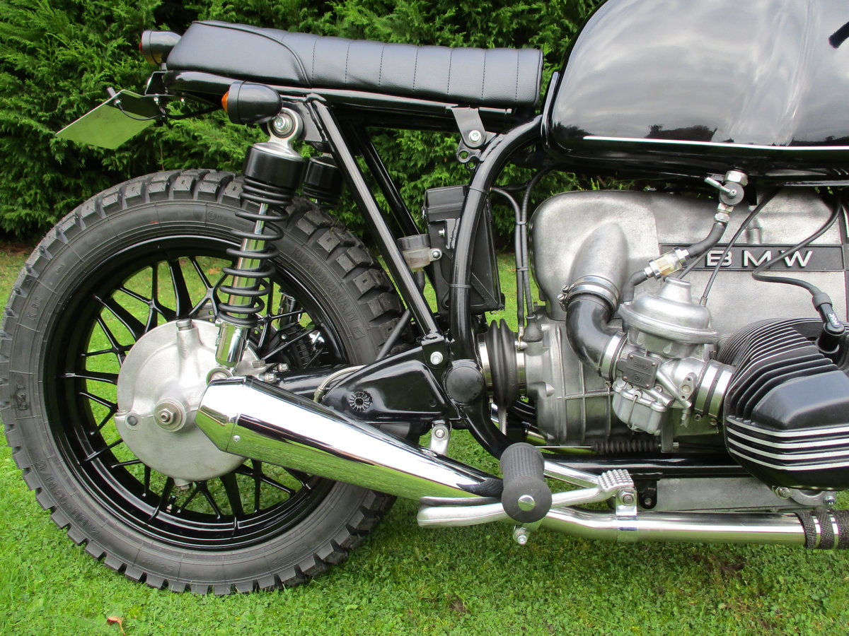 1980 Bmw r100 custom bobber For Sale (picture 3 of 6)