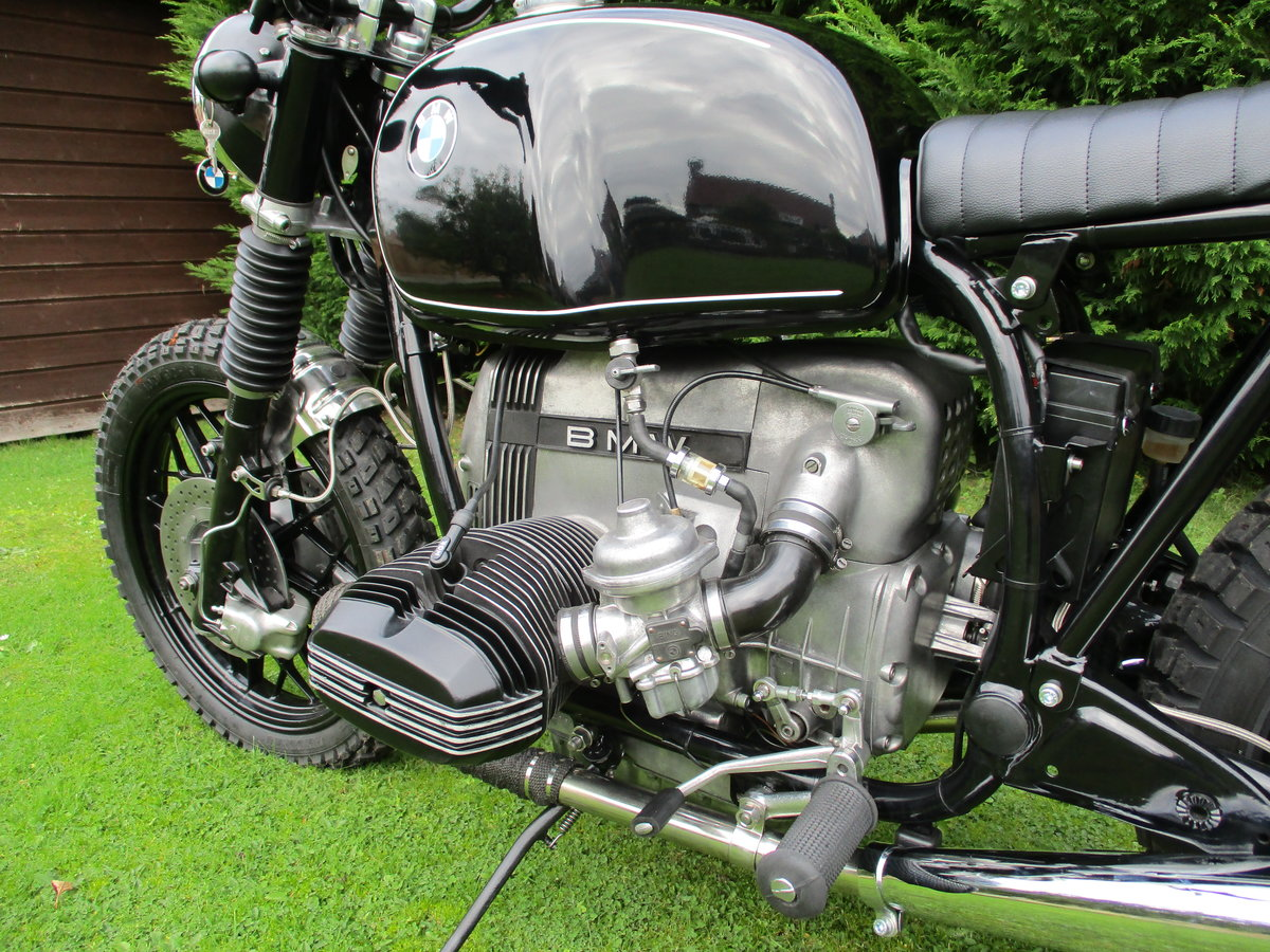 1980 Bmw r100 custom bobber For Sale (picture 6 of 6)