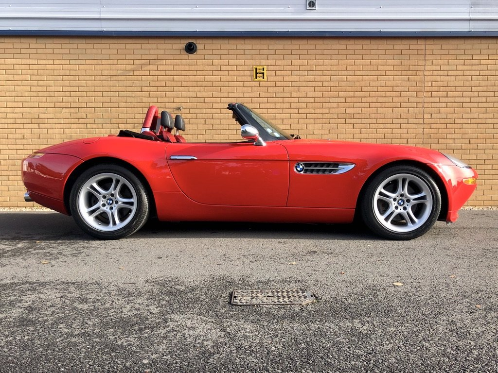 2000 BMW Z8  RARE // CONVERTIBLE // 4.9L // 32V // 395 BHP For Sale (picture 6 of 10)