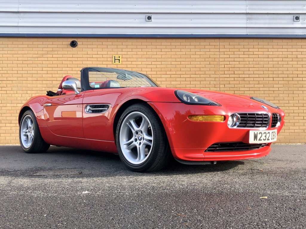 2000 BMW Z8  RARE // CONVERTIBLE // 4.9L // 32V // 395 BHP For Sale (picture 7 of 10)