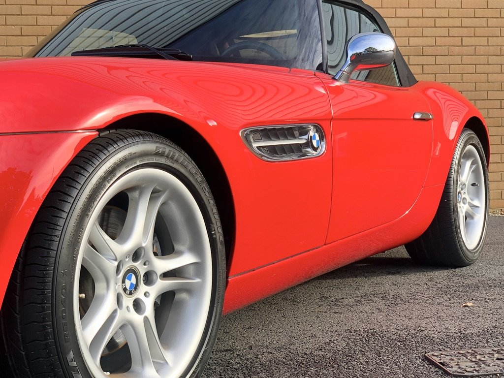 2000 BMW Z8  RARE // CONVERTIBLE // 4.9L // 32V // 395 BHP For Sale (picture 10 of 10)
