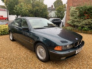 Picture of 1997 Low mileage very original BMW 528i Se