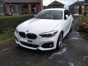 Picture of 2016 Bmw 118i msport mint.