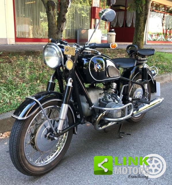 1968 Bmw - R 60/2 For Sale (picture 1 of 6)