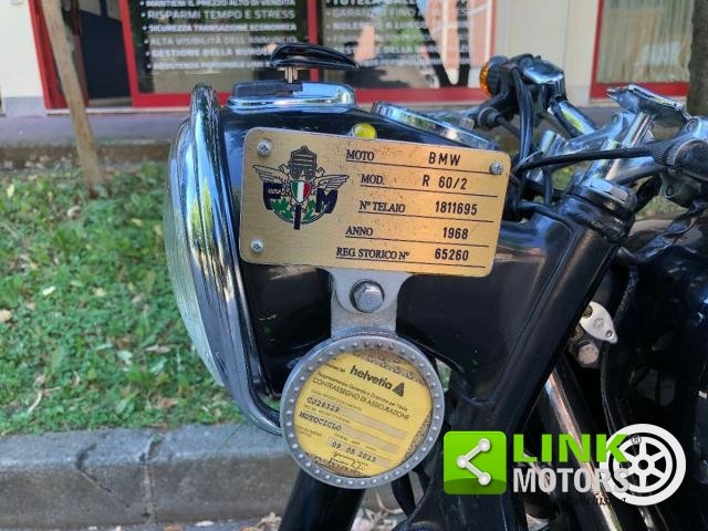 1968 Bmw - R 60/2 For Sale (picture 3 of 6)