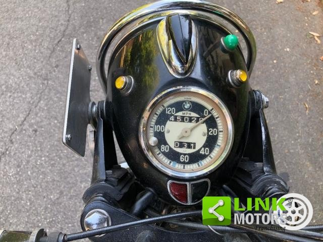 1968 Bmw - R 60/2 For Sale (picture 4 of 6)