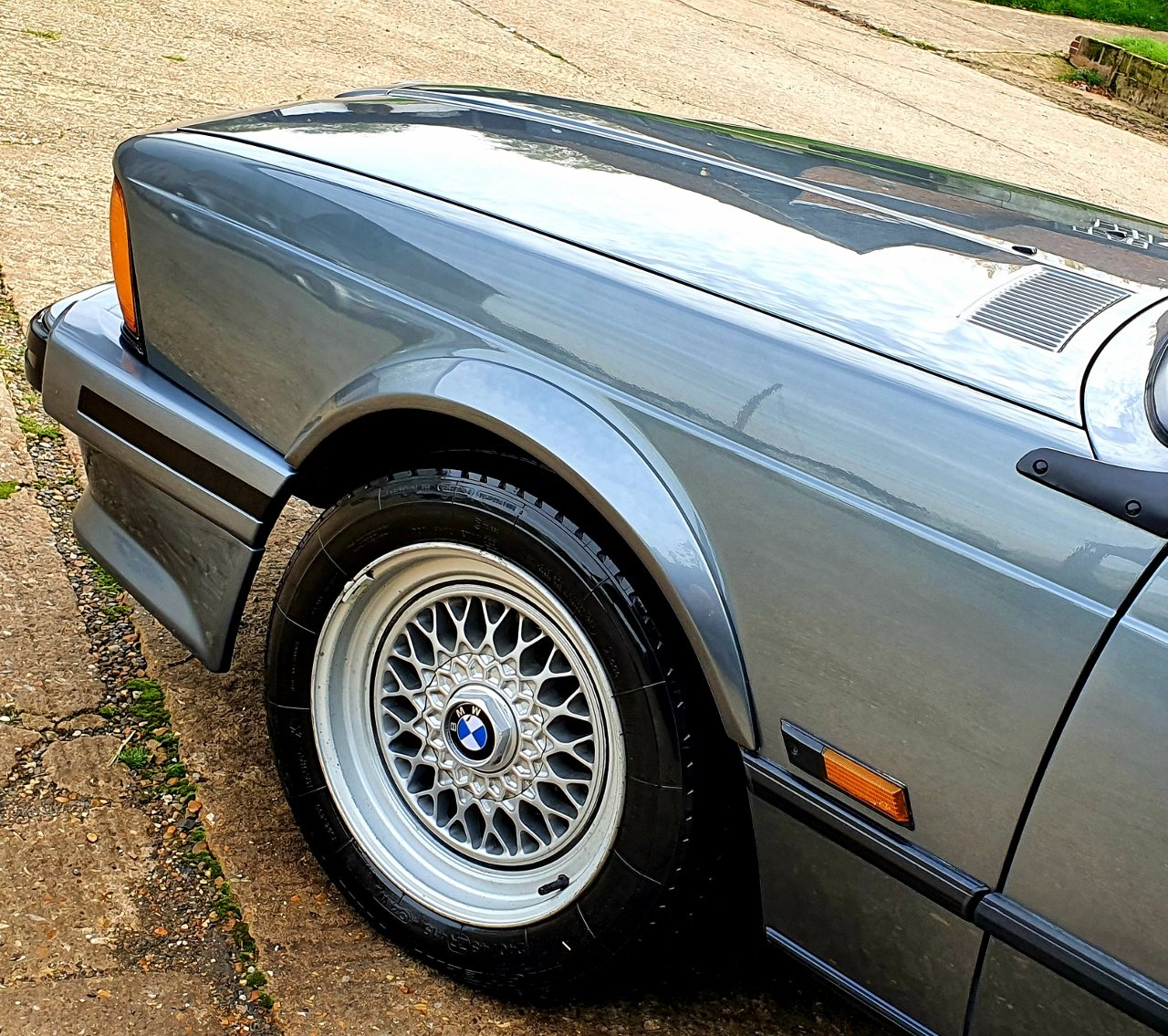 1989 Only 65,000 Miles - Stunning BMW E24 635 CSI HIGHLINE For Sale (picture 6 of 10)