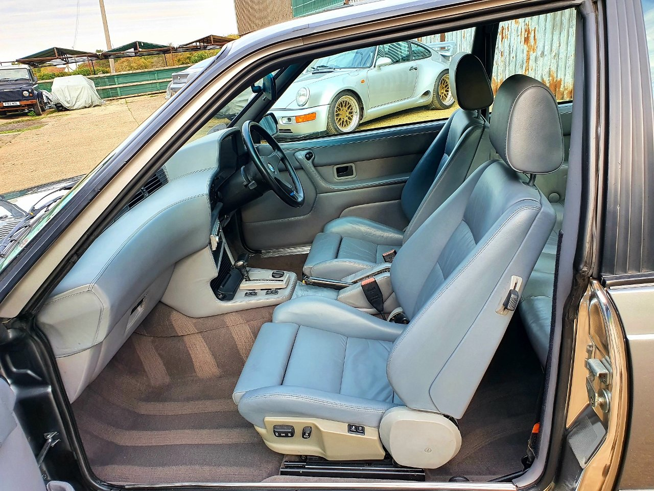 1989 Only 65,000 Miles - Stunning BMW E24 635 CSI HIGHLINE For Sale (picture 8 of 10)