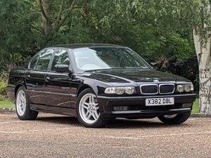Picture of 2000 728i Sport lovingly restored, no rust cosmos black