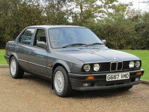 Picture of 1989 BMW E30 325i SE Saloon at ACA 7th November