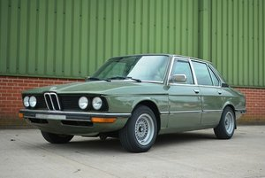 Picture of 1979 BMW 520/6 (E12) For Sale by Auction