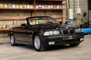 Picture of 1998 Very original BMW 3 series E36 convertible