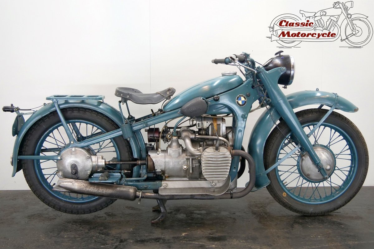 BMW R12 1939 750cc 2 cyl sv For Sale (picture 1 of 6)