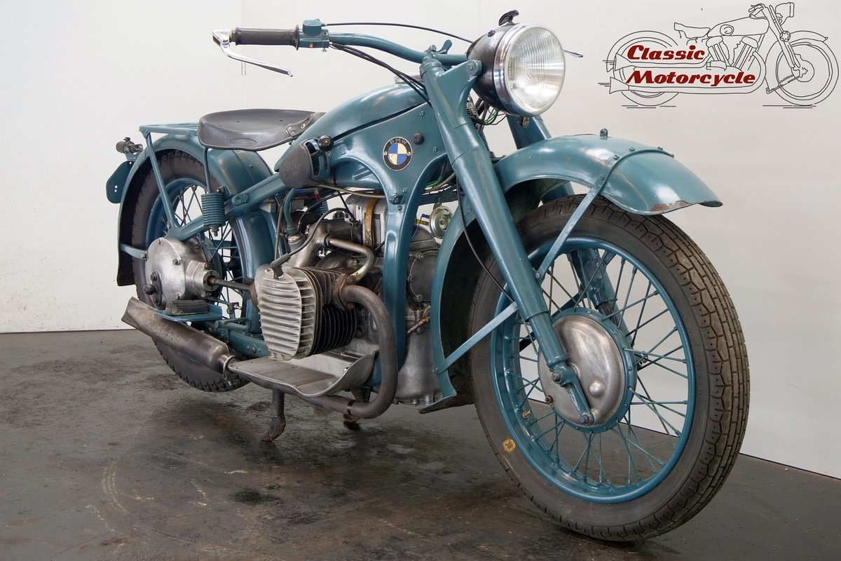 BMW R12 1939 750cc 2 cyl sv For Sale (picture 4 of 6)