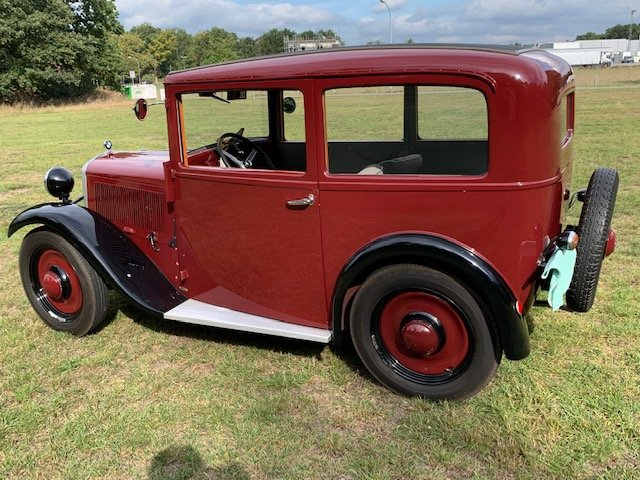 1933 BMW Dixi 3/20 AM4 Oldtimer For Sale   Car And Classic