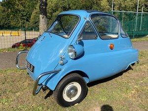 Picture of 1957 BMW Isetta 300 'bubble window' bubble car in SOLD