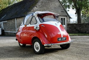 Picture of 1952 BMW ISSETA 300CC Fully restored For Sale