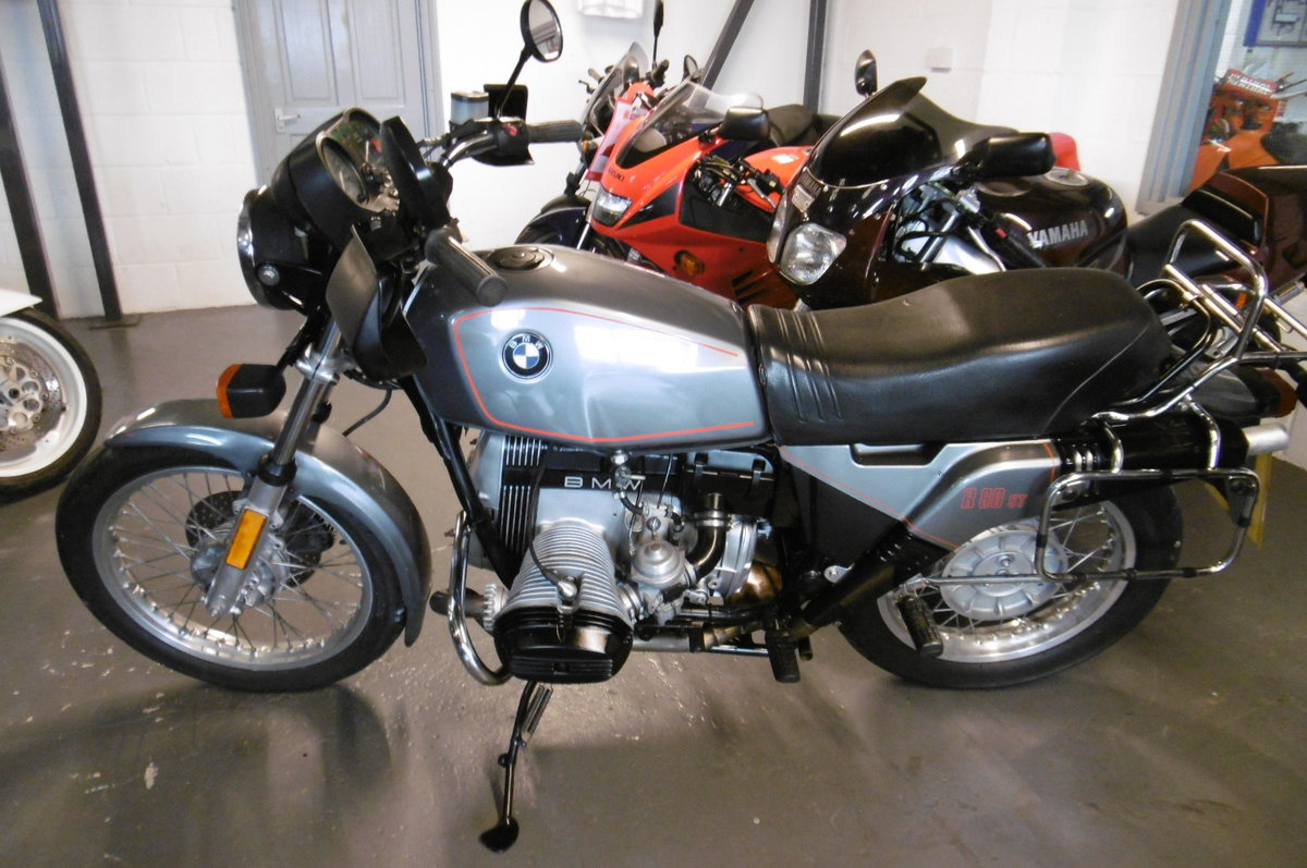1982 BMW R80ST Very rare and original  For Sale (picture 1 of 6)