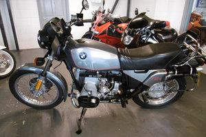 BMW R80ST Very rare and original