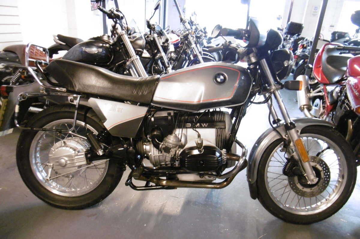 1982 BMW R80ST Very rare and original  For Sale (picture 2 of 6)