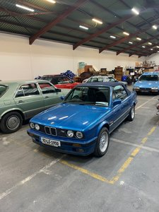 Picture of 1992 BMW 318i, CONVERTIBLE FOR AUCTION 31ST OCT