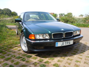 Picture of 1996 Rare BMW 740IL possibly best example available