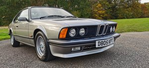 BMW E24 6 series 635csi shadowline 2dr coupe