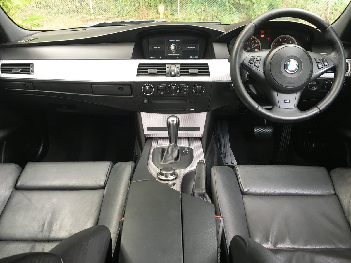 2006 *Now Sold* BMW 525i 'M' Sport | Genuine 85,000 Mil For Sale (picture 5 of 6)