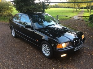 Picture of 1997 Bmw 316 3 series compact.