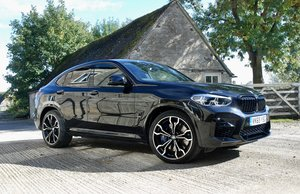 BMW X4 M Competion