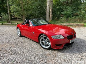 Picture of 2007 Imola Red Z4M Roadster
