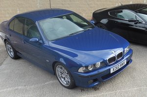 BMW E39 M5 - Probably the Best in the country