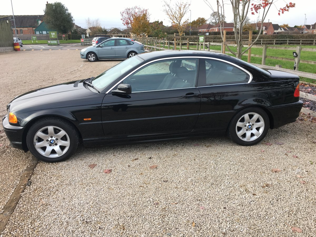 1999 Stunning Original BMW 323Ci Coupe Auto e46 For Sale (picture 2 of 6)