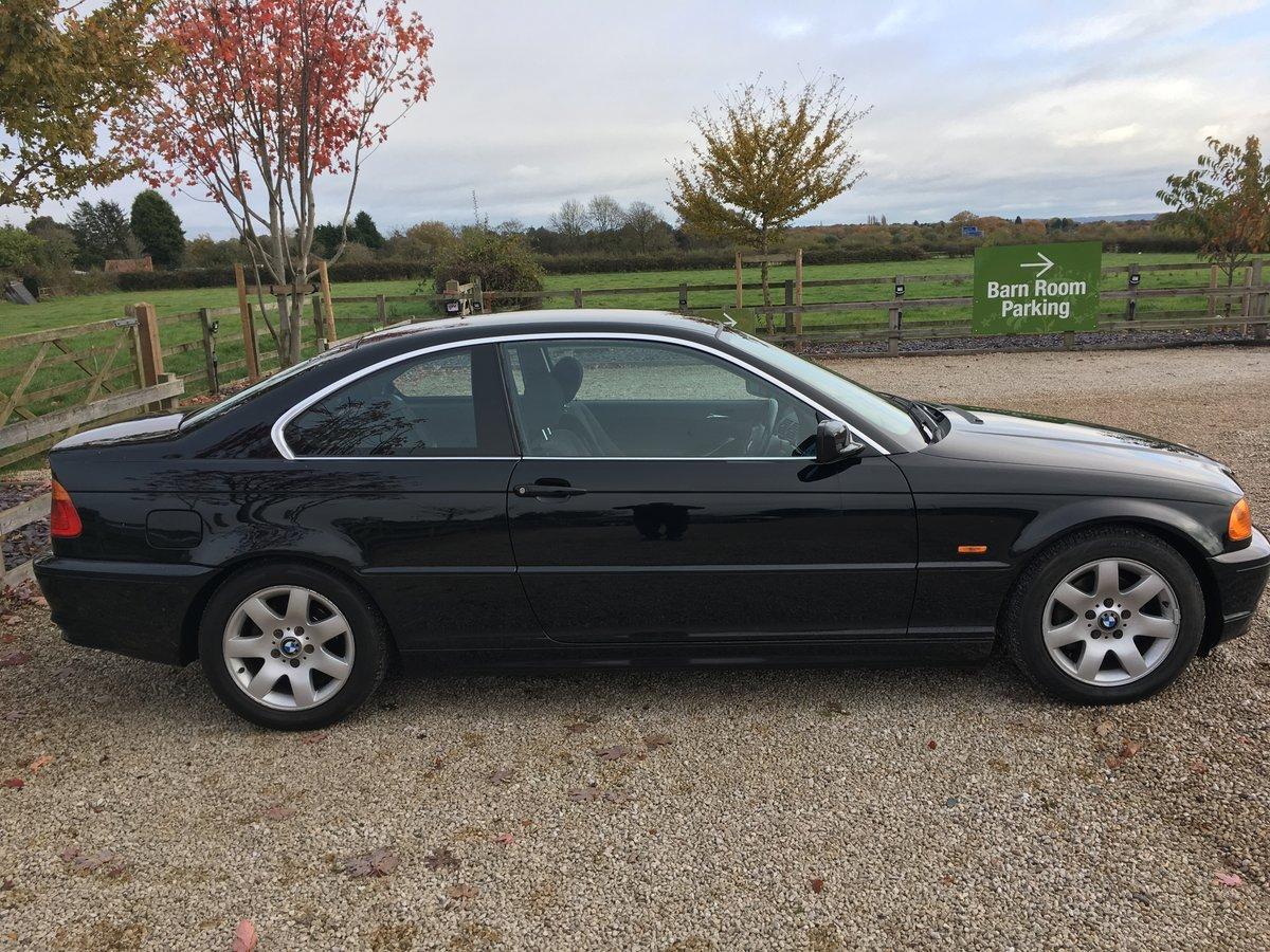 1999 Stunning Original BMW 323Ci Coupe Auto e46 For Sale (picture 4 of 6)