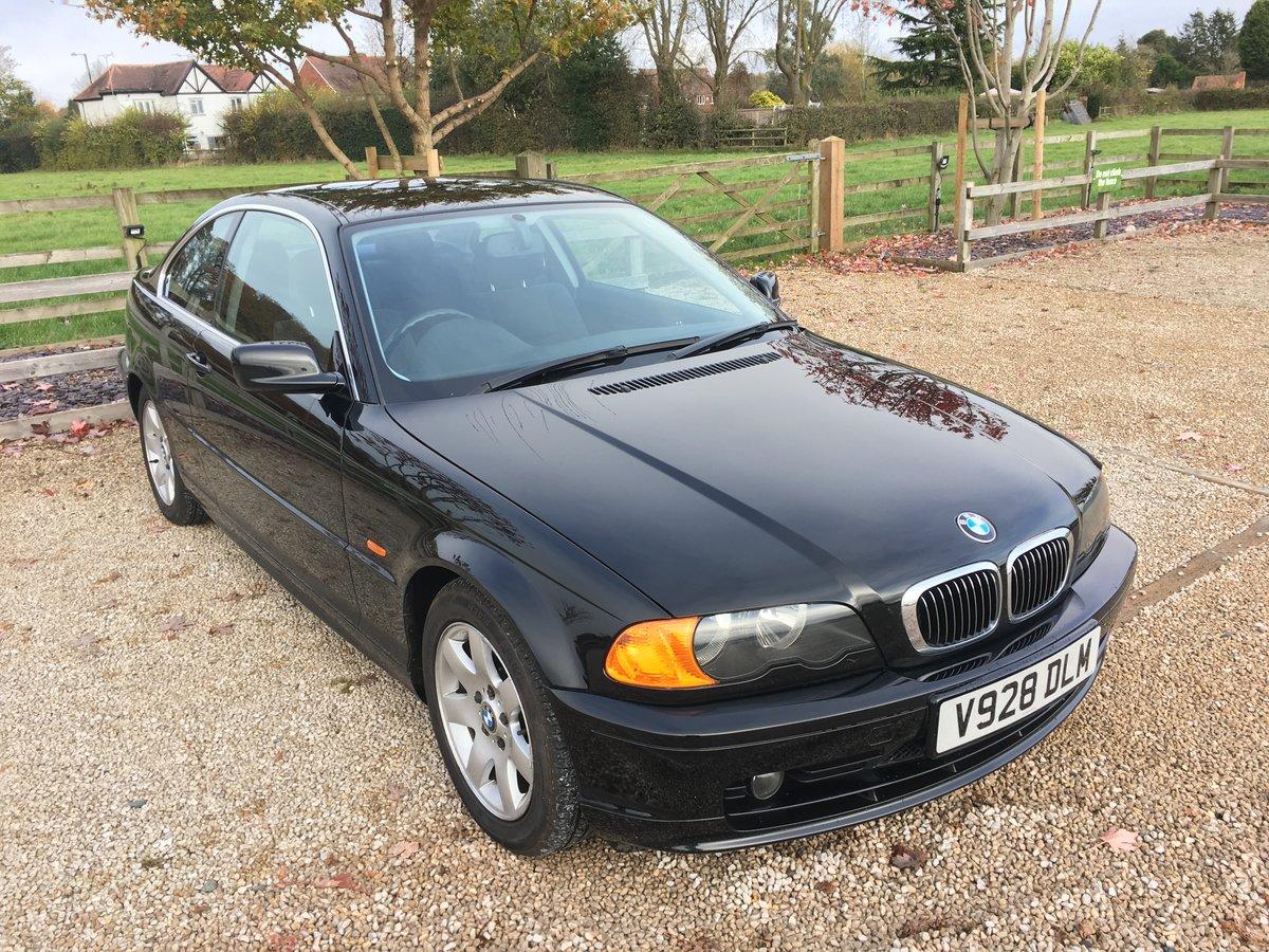 1999 Stunning Original BMW 323Ci Coupe Auto e46 For Sale (picture 6 of 6)