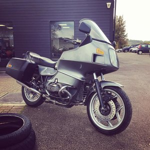 BMW R80 RT VERY LOW GENUINE MILEAGE