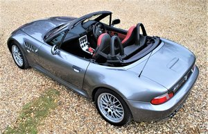 BMW Z3 3.0 M Sport Auto - 64,000 miles - Sterling Grey
