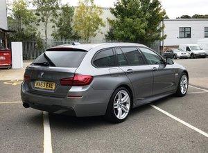 BMW 520d M Sport Touring Auto FSH+NAV+FACLIFT
