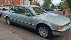 Picture of 1998 BMW E38 740i Facelift M62/TU For Sale