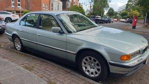 Picture of 1998 BMW E38 740i Facelift M62/TU